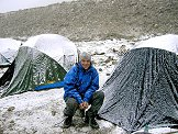 Base Camp Mt. Kailash